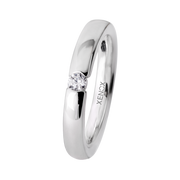Xenox Silber Sterling 925 Damen Ring mit Zirkonia - Xenox and Friends XS9115