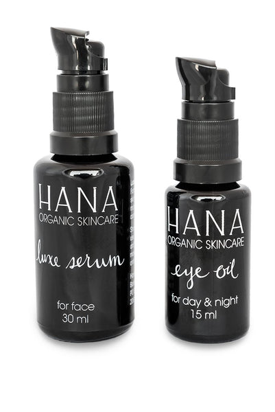 Eye Oil & Luxe Serum Set
