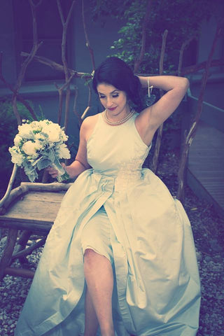 Vintage vision, Jeda dress House of Bilimoria Bridal