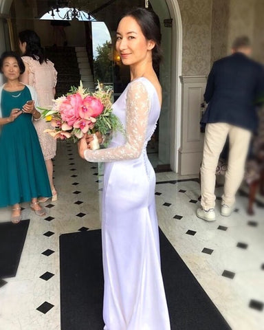 Mona 2019 International Bride Bespoke Wedding Dress