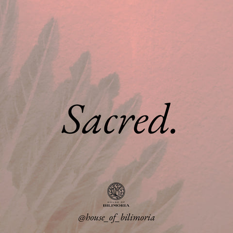 Sacred. Image instagram quote name plate template