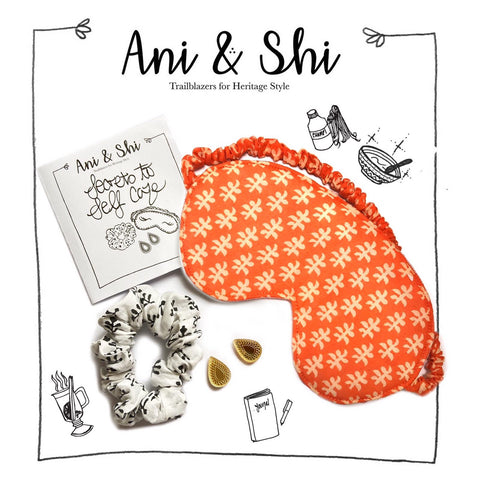 Ani & Shi Secrets to Selfcare Kits