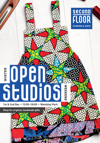 Second Floor Studios & Arts Winter Open Studios 1st & 2nd December 2018