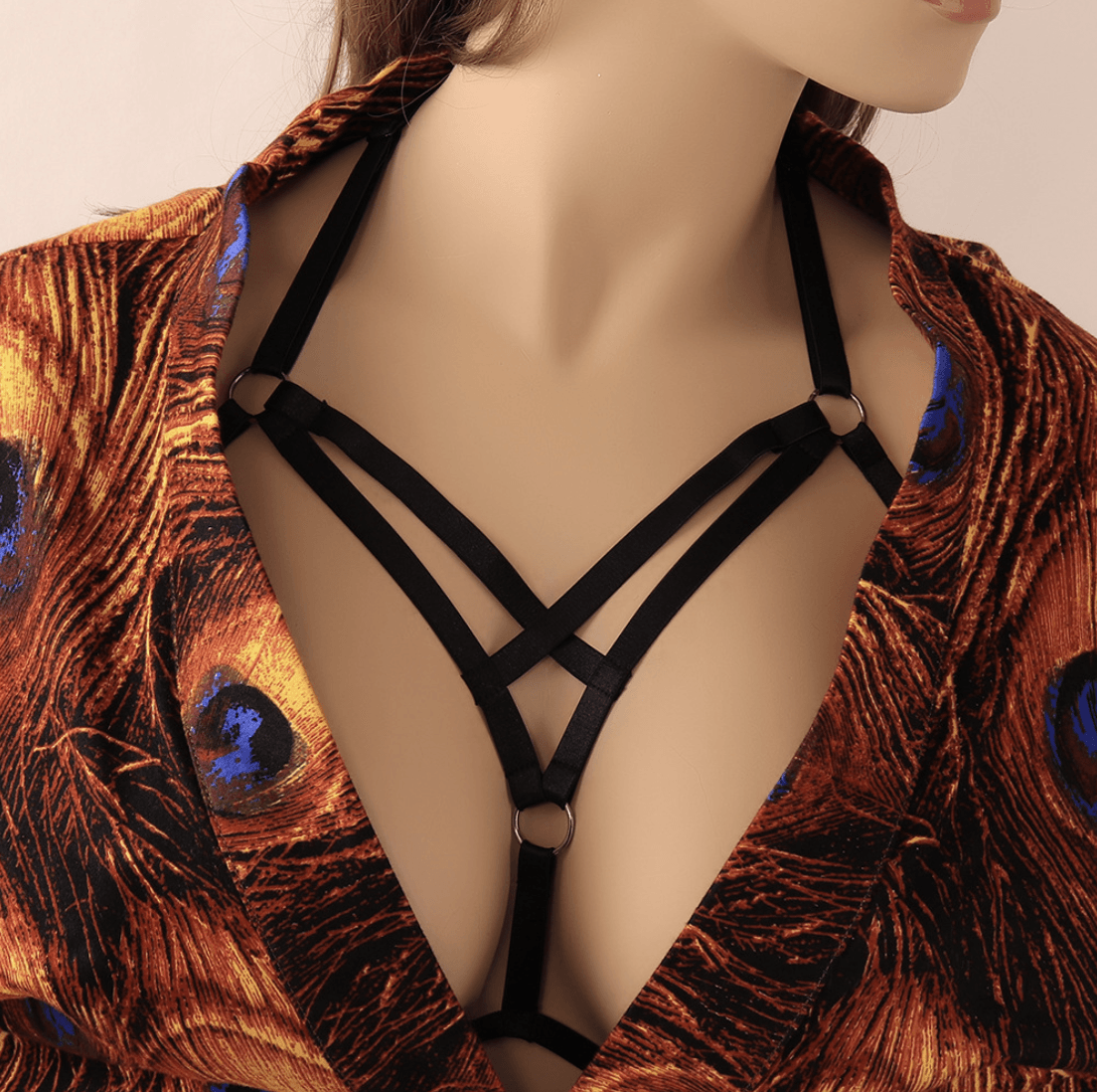 Ultra Sexy Strappy Harness
