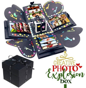 Creative Photo Explosion Box