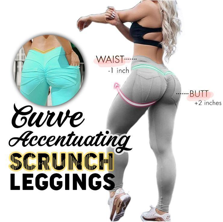 Curve Accentuating Scrunch Leggings