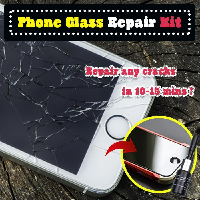Phone Glass Repair Kit