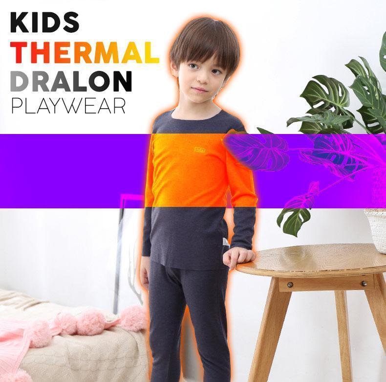 Kids Thermal Dralon Playwear
