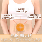 Pain Relief Herbal Warming Patch