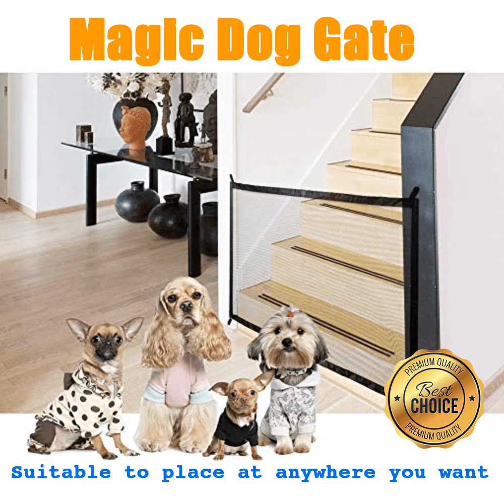 Magic Dog Gate
