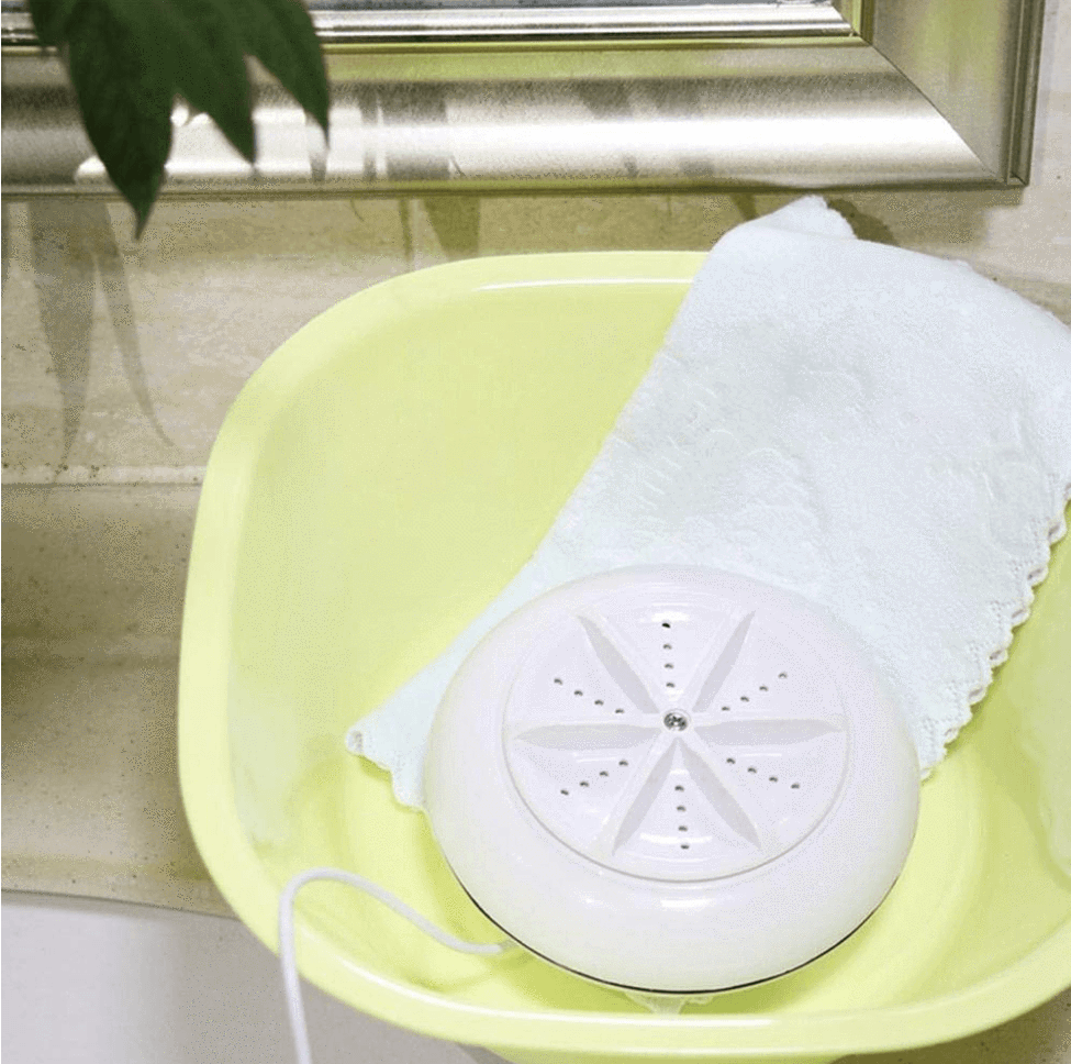Automatic Portable Washing Machine