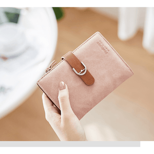Women's Minimalist Stylish Wallet