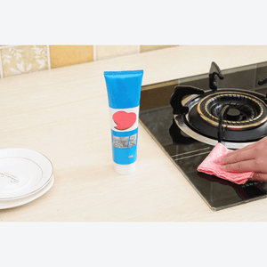 Stainless Steel and Ceramic Cookware Cleaner