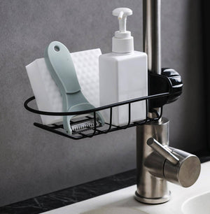 Faucet Drainage Storage Shelf