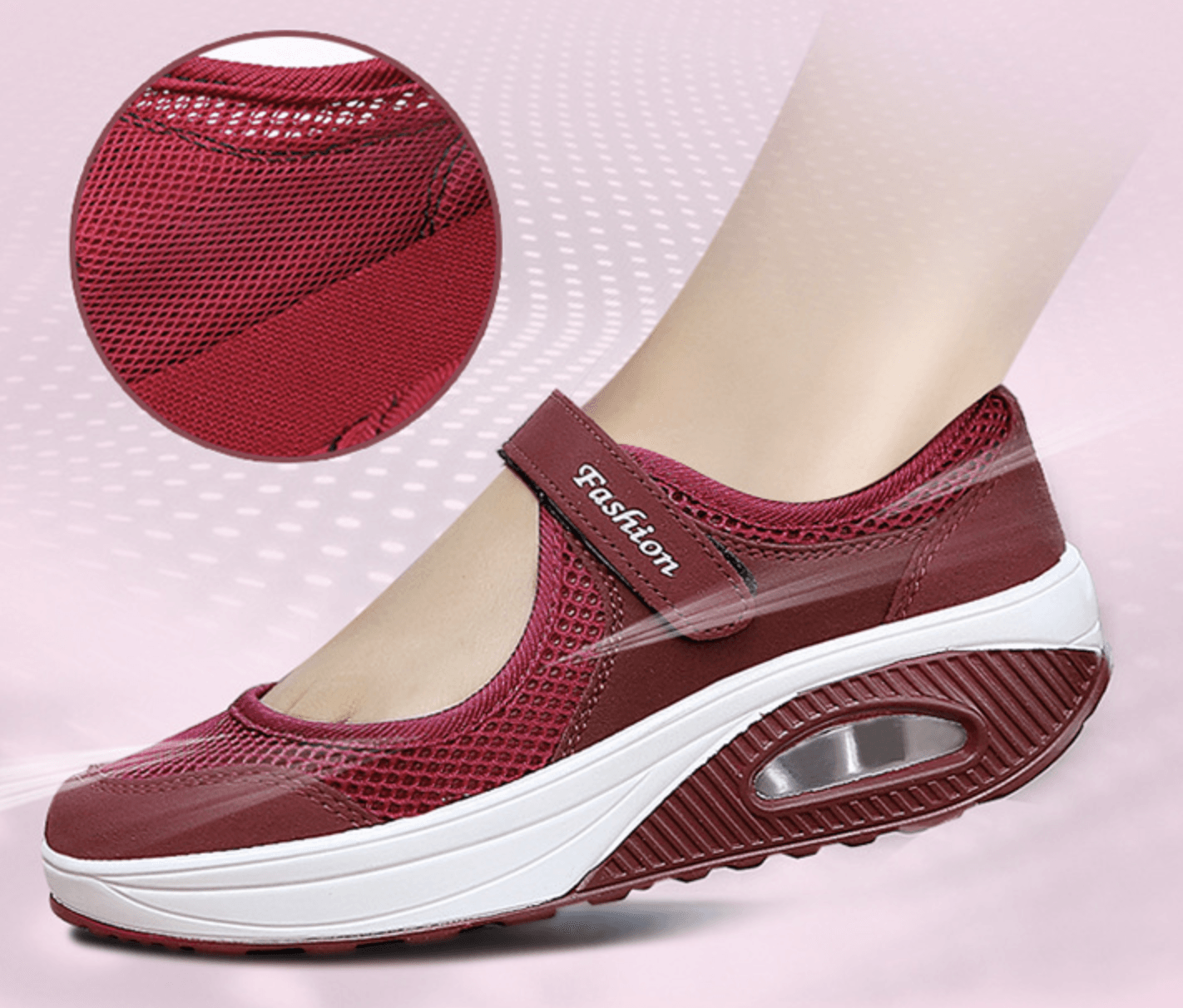 Women Comfy Breathable Shoes