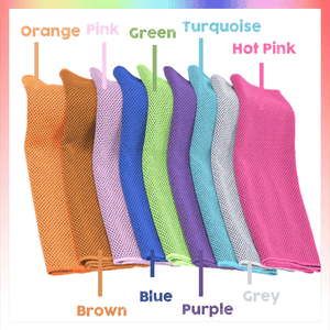 Instant Cooling UV-Resistant Sports Towel
