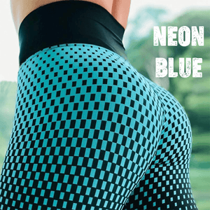Neon Curve Shaping High Waist Leggings