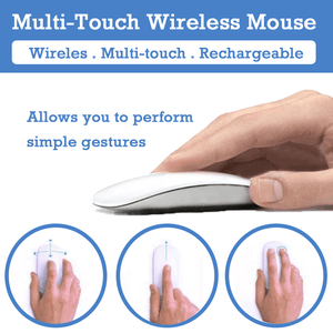 Multi-Touch Wireless Mouse