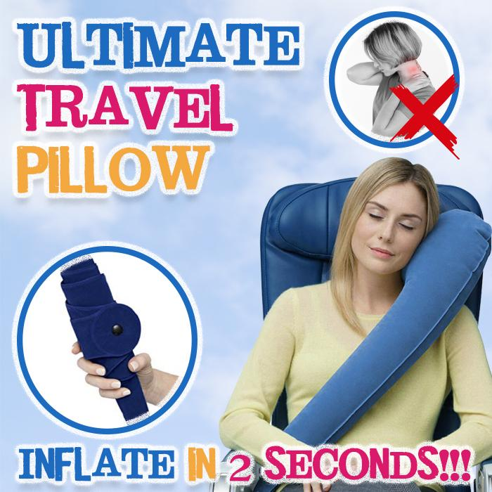Ultimate Travel Pillow