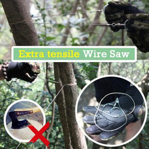Extra tensile Wire Saw