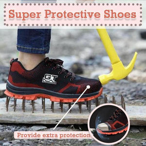 Super Protective Shoes