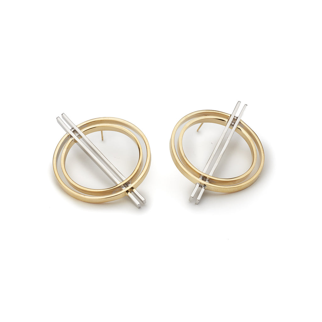 Parallel Earring