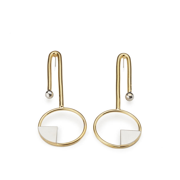 Superonda U Earring