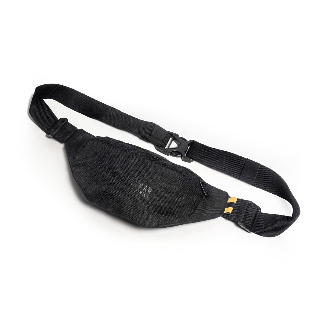Rocket Black Fanny Pack