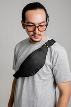 Load image into Gallery viewer, Rocket Black Fanny Pack