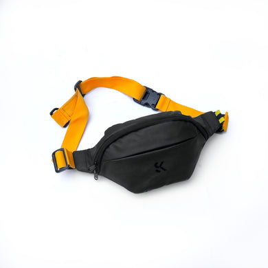 Fisk Fanny Pack - Yellow Strap
