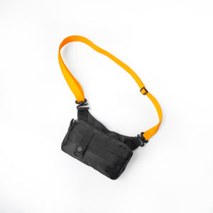Murdock Sling Pack - Yellow Strap