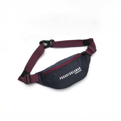 Rocket Navy Fanny Pack