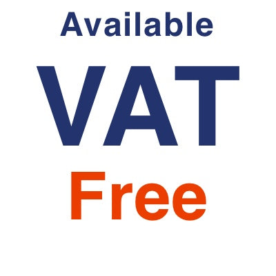 VAT Free Products for Qualifying Conditions