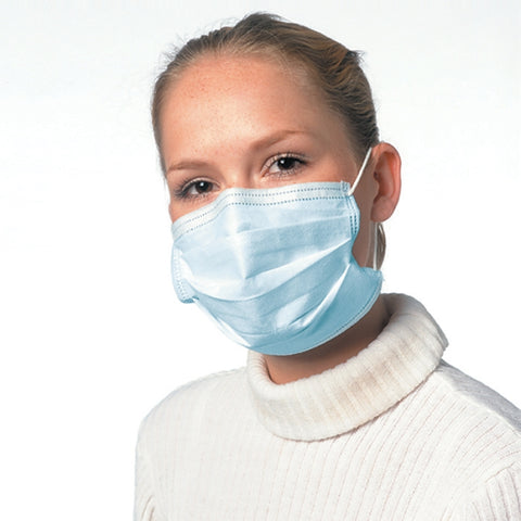 Surgical Face Masks 10-pack