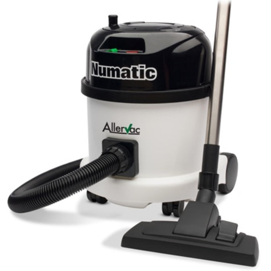 The Allervac H13 anti-allergy vacuum cleaner helps alleviate the symptoms of eczema, asthma and duct mite allergy.
