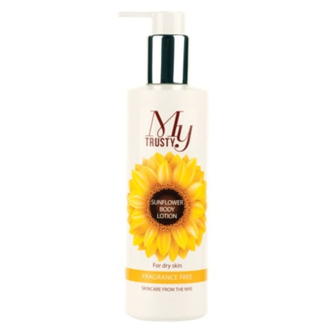 My Trusty® Unscented Sunflower Lotion & Hand Cream