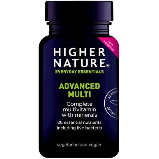Higher Nature Advanced Multivitamin