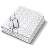 A Double Dust Mite Killing Electric Blanket from Allergy Best Buys