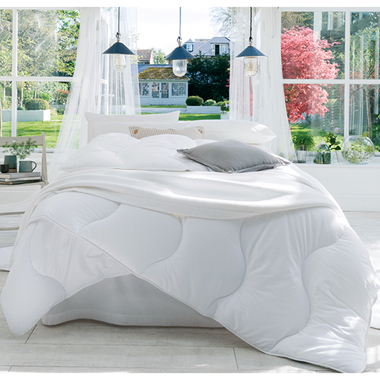 'Breathe', the Hypoallergenic, Climate Control Duvet
