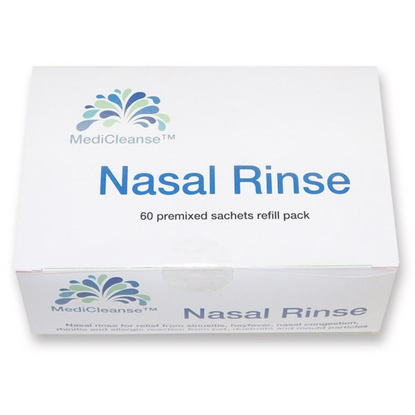nasal wash productss advice