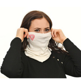 Reusable Virustatic Protective Face Covering