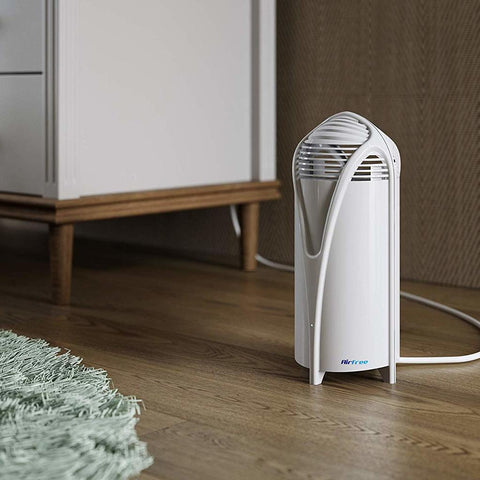 Airfree T40 the air purifier designed for smaller rooms