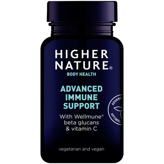 Higher Nature Advanced Immune Support - 60 Capsules