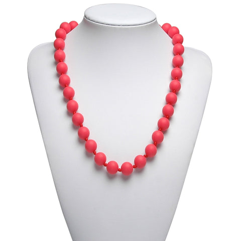 Suzie Necklace Mini -  Blush Pink