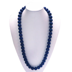 Suzie Necklace Navy