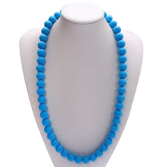 Suzie Necklace -  Sky Blue