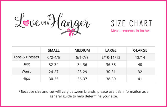 c78129e526f Sizing Chart. About Us Contact Us Size ...