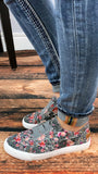 Marley Sneaker- Winter Romance KIDS~ Blowfish