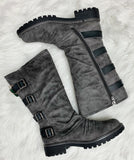 Roxie4Earth Boot- Otter Grey~ Blowfish