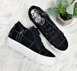 Mamba Sneaker- Black~ Blowfish